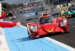 Racing Engineering gana en su debut en las ELMS