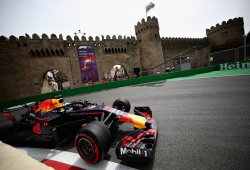 """Red Bull se fía de su potencial: """"Tenemos un coche bueno para el domingo"""""""