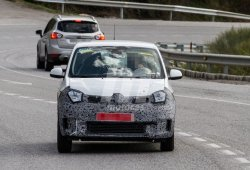 El renovado Renault Twingo continúa sus pruebas para ser presentado después del verano
