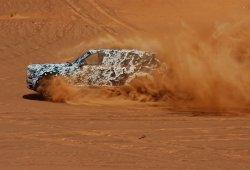 El nuevo Rolls-Royce Cullinan continúa su experiencia de conducción por Abu Dhabi