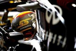 """Sainz saldrá noveno en Bakú: """"La sesión fue un caos, la salida va a ser clave"""""""