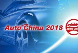 Salón de Pekín 2018: las novedades más importantes que debutan en China