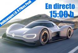 Sigue la presentación en directo del nuevo Volkswagen I.D. R Pikes Peak