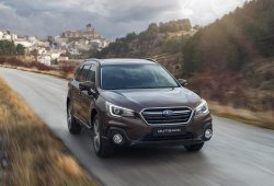 La gama del Subaru Outback 2018 recibe el acabado Executive Plus S