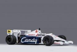 A subasta el legendario Toleman-Hart de Ayrton Senna del GP de Mónaco 1984