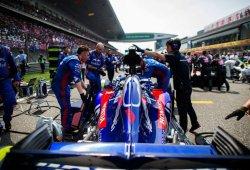 Toro Rosso analizará la caída de rendimiento que acusaron en Shanghái