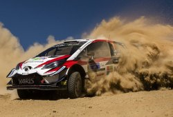 Toyota Gazoo Racing busca su primera victoria en Argentina
