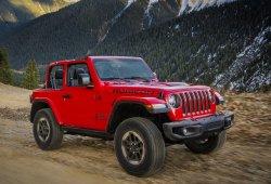 Estados Unidos - Marzo 2018: América suspira por el nuevo Jeep Wrangler