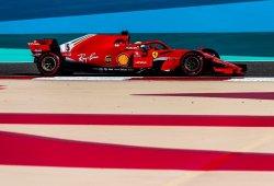 Vettel celebra su GP 200 desde la pole