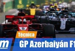 [Vídeo] F1 2018: análisis técnico del GP de Azerbaiyán