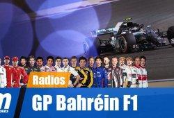[Vídeo] La radio de los pilotos en el GP de Bahréin de F1 2018