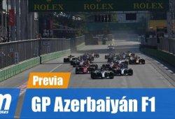 [Vídeo] Previo del GP de Azerbaiyán de F1 2018