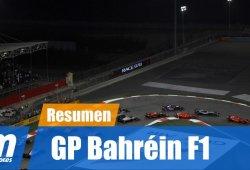 [Vídeo] Resumen del GP de Bahréin de F1 2018