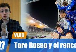 [Vídeo] Toro Rosso, conclusiones tempraneras y el rencor