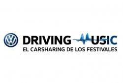 Volkswagen Driving Music, el carsharing de los festivales