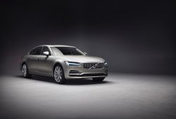 Volvo S90 Ambiance Concept: máximo lujo sólo para los clientes chinos