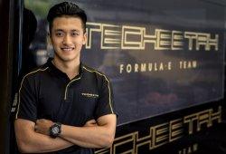 Zhou Guanyu, nuevo piloto de desarrollo de Techeetah
