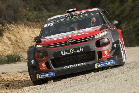 Citroën plantea su ofensiva en el WRC con Sébastien Loeb