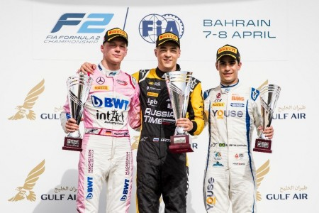 Artem Markelov completa una gran semana con victoria; Merhi, 11º