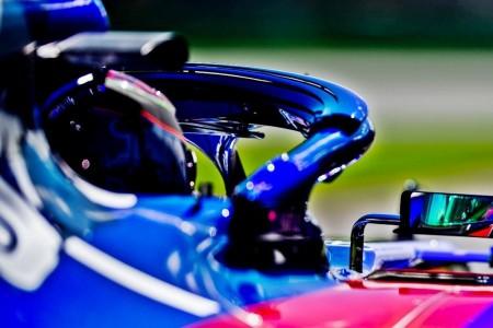 La FIA permitirá retrovisores anclados al Halo