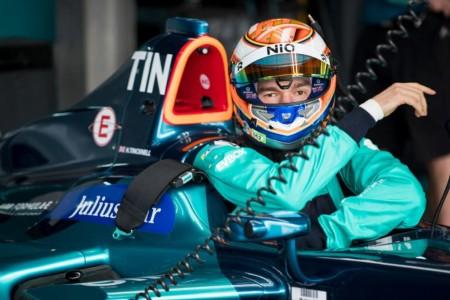 Harry Tincknell, piloto de simulador de NIO Fórmula E