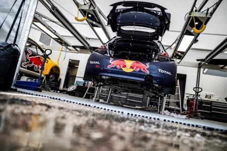 Horarios del World RX en el Circuit de Barcelona
