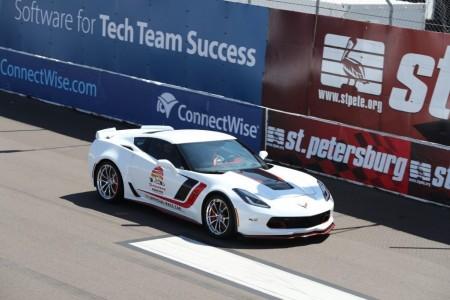 Oriol Servià pilotará el Pace Car en varias pruebas