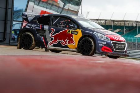 Peugeot Sport, llamado a reinar en el World Rallycross