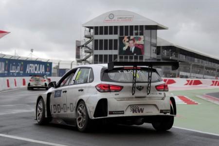 Los pilotos Hyundai del WTCR temen cambios en el 'BoP'