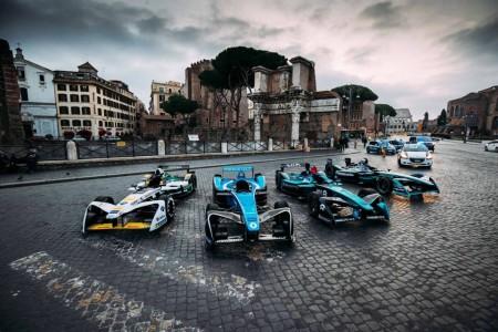 Previo y horarios del ePrix de Roma de Fórmula E