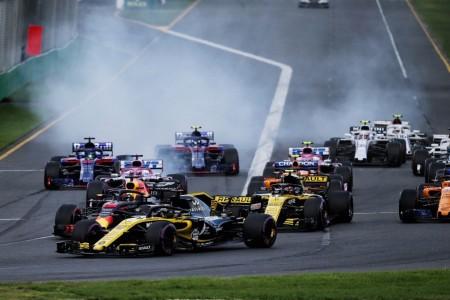 """Renault, encantado con sus pilotos: """"Son brillantes, facilitan nuestro trabajo"""""""