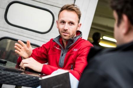 René Rast, 'wild card' del WTCR en Nürburgring
