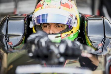 Roberto Merhi comienza en Fórmula 2 con MP Motorsport