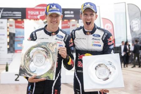 """Ogier: """"Esperaba un Tour de Corse más competido"""""""