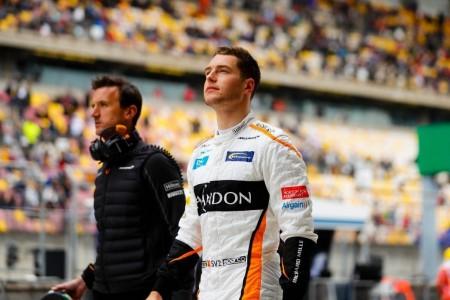 Vandoorne recorta distancias con Alonso: dos décimas de diferencia en clasificación