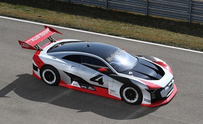 Audi e-tron Vision Gran Turismo Sport