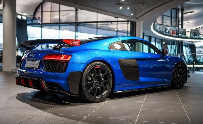 Audi R8 V10 Plus Performance Parts - posterior