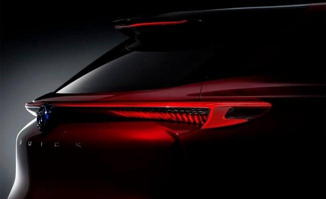 Buick Enspire Concept - adelanto