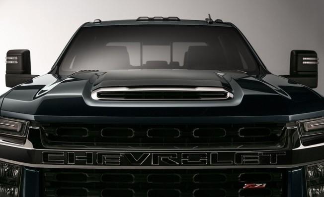 Chevrolet Silverado HD 2020 - adelanto