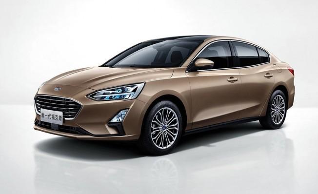 Ford Focus Sedán 2018