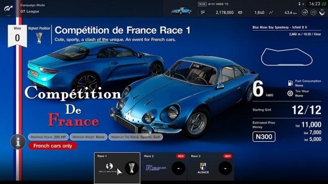 Gran Turismo Sport - Parche 1.18