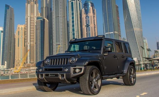 Hofele-Design Jeep Wrangler JK