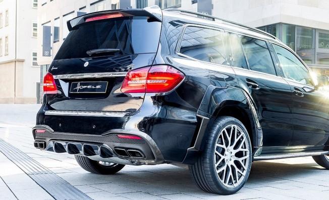 Hofele Mercedes-AMG GLS 63 - posterior
