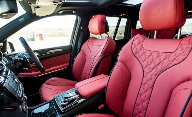 Hofele Mercedes-AMG GLS 63 - interior