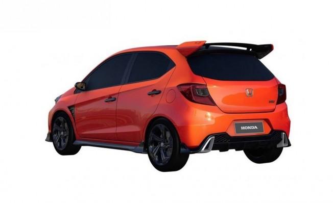 Honda Small RS Concept - posterior