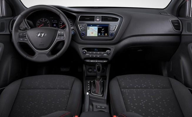 Hyundai i20 2018 - interior