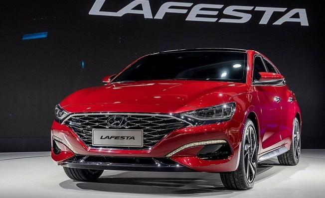 Hyundai Lafesta