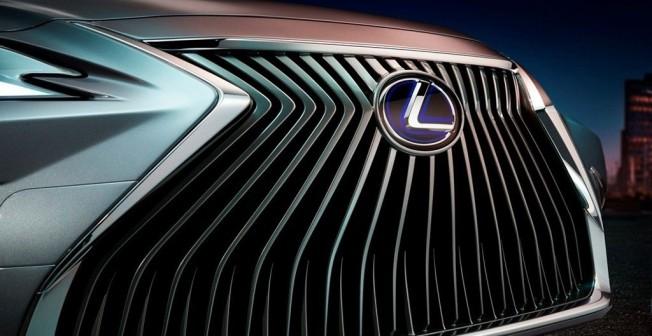 Lexus ES 2019 - adelanto