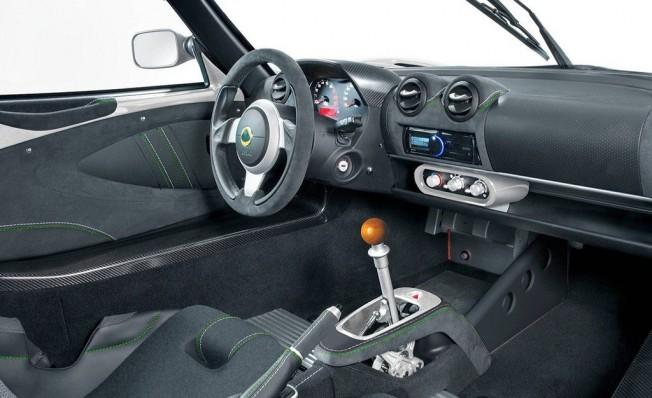 Lotus Exige Cup 430 Type 25 - interior