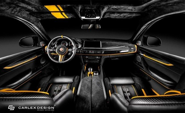Manhart BMW X6 Carlex Design